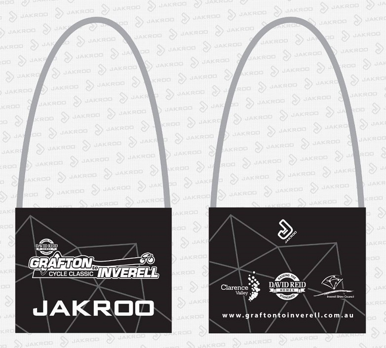 New G2I JAKROO Musette Bags